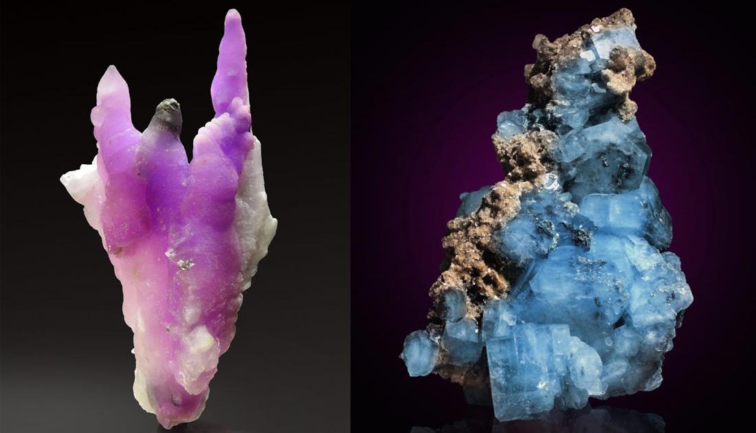 首届全球矿晶摄影大赛目前已征集5000余件作品