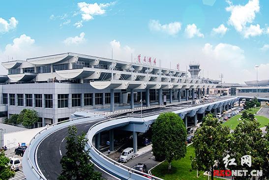 """国内首个""""书香机场""""5月16日亮相 从这里""""飞阅世界,旅读湖南"""""""