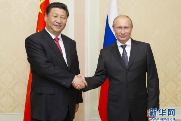 27次会面!组图回顾习近平主席与普京总统的高频交往