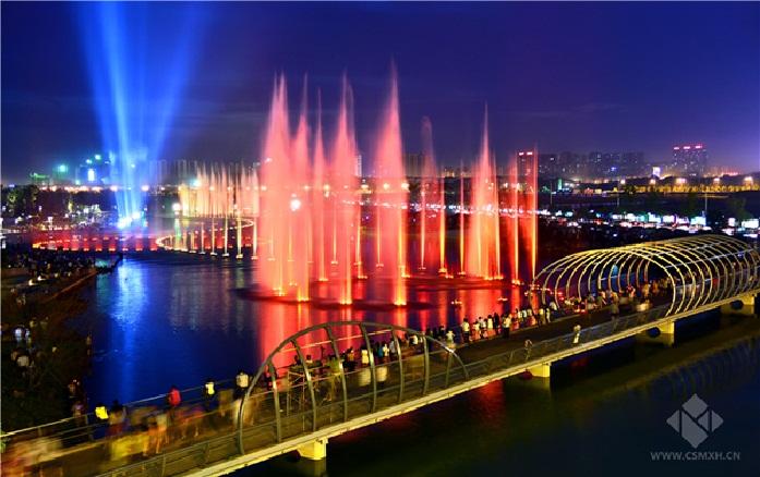 国家级双创示范基地:湘江新区