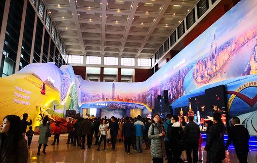[视频]庆祝改革开放40周年大型展览各项筹备工作有序推进