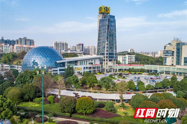 扎实抓项目 产业兴三湘――奋进又一年·2018湖南经济回眸①